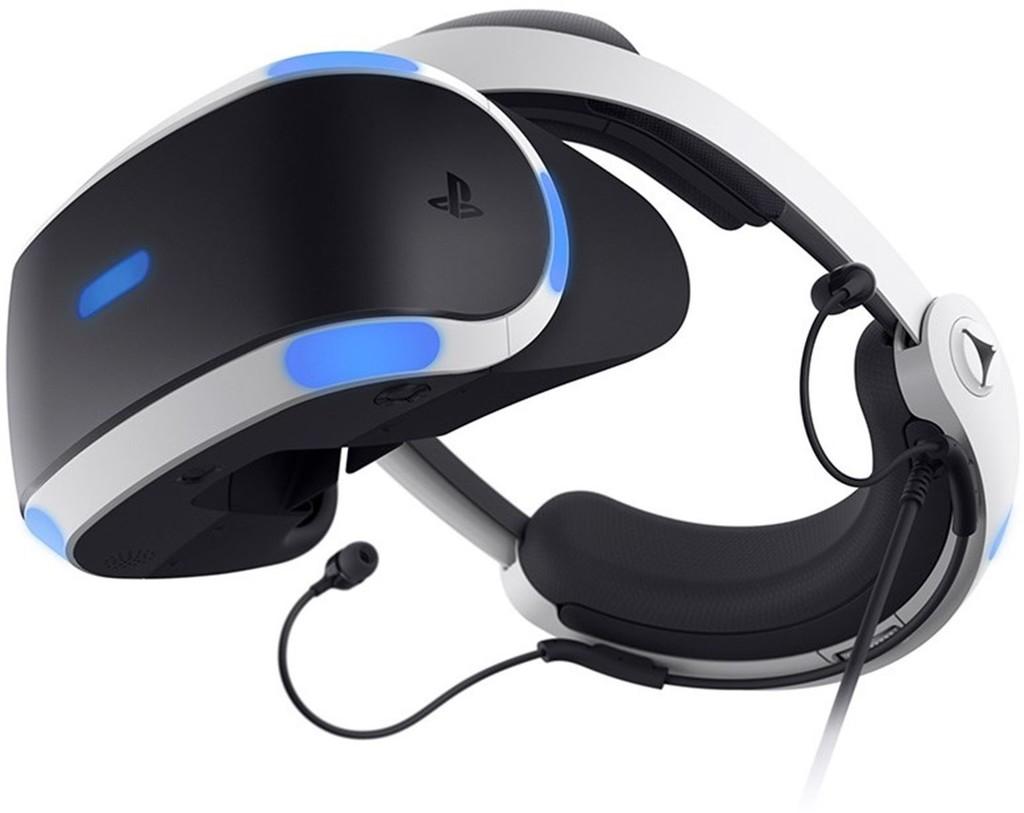 [PS4] Sony Playstation VR 2, virtuální realita verze 2 + kamera (estetická vada)