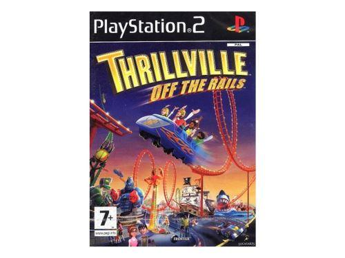 PS2 Thrillville Off The Rails (DE)