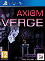 PS4 Axiom Verge (nová)