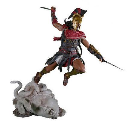 Sběratelská figurka Assassins Creed Odyssey - Padlá Gorgona - 33 cm