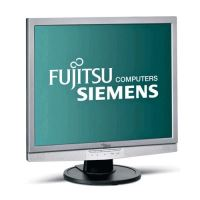 "Monitor Fujitsu Siemens SCALEOVIEW L19-8 19"""