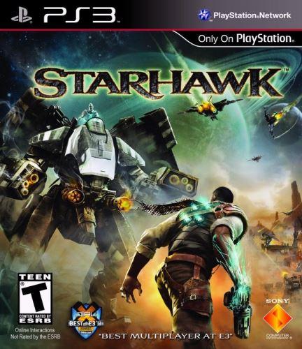 PS3 Starhawk (nová)