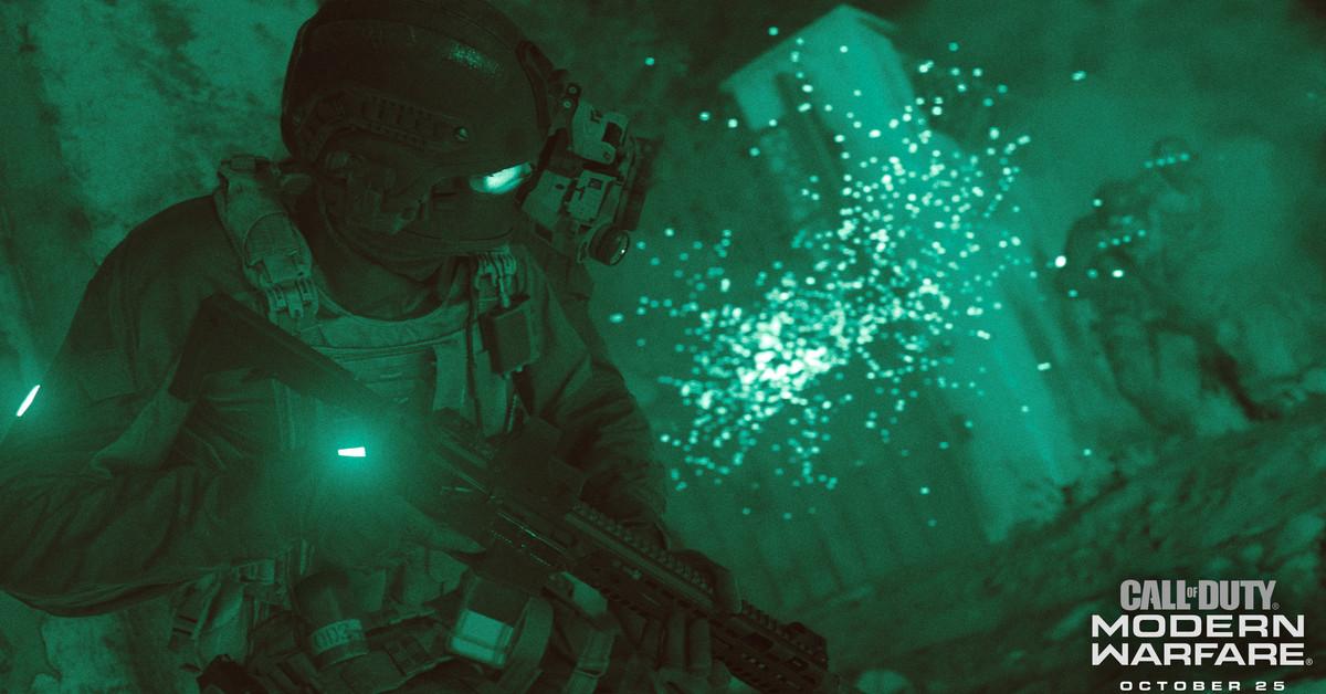 Xbox One Call of Duty: Modern Warfare (nová)