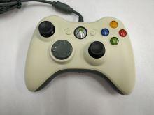 [Xbox 360] Drátový Ovladač Microsoft - bílý (nažloutlý) (estetická vada)