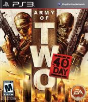 PS3 Army Of Two - The 40th Day