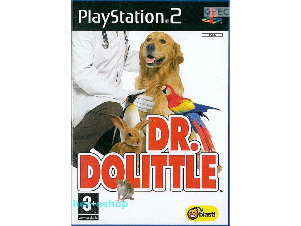 PS2 Dr Dolittle