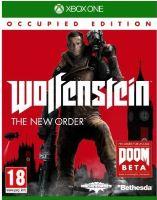 Xbox One Wolfenstein The New Order Occupied Edition (nová)