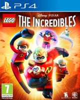PS4 Lego The Incredibles, Lego Úžasňákovi (nová)