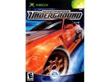 Xbox NFS Need For Speed Underground