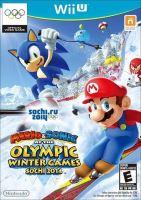 Nintendo Wii U Mario & Sonic at the Sochi 2014 Olympic Winter Games