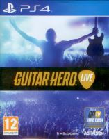 PS4 Guitar Hero Live Edition