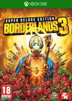 Xbox One Borderlands 3 Super Deluxe Edition