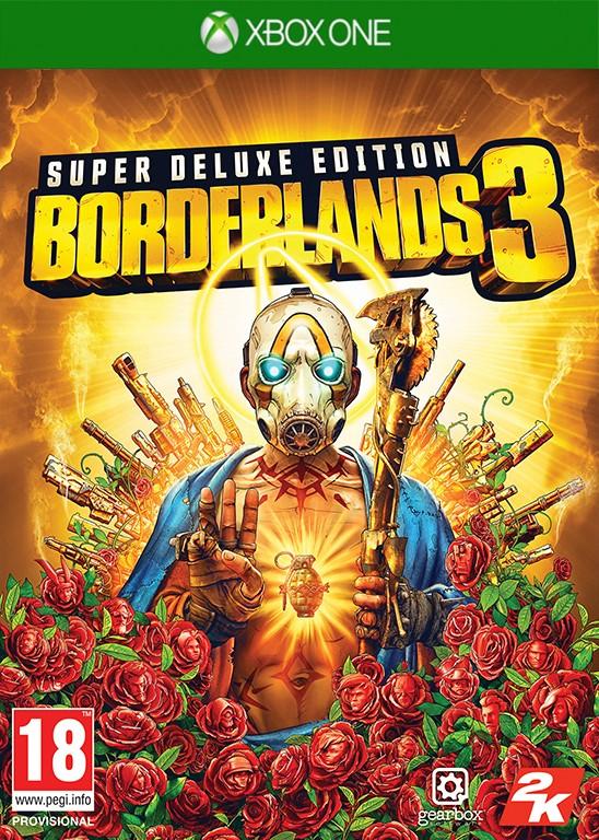 Xbox One Borderlands 3 Super Deluxe Edition (nová)