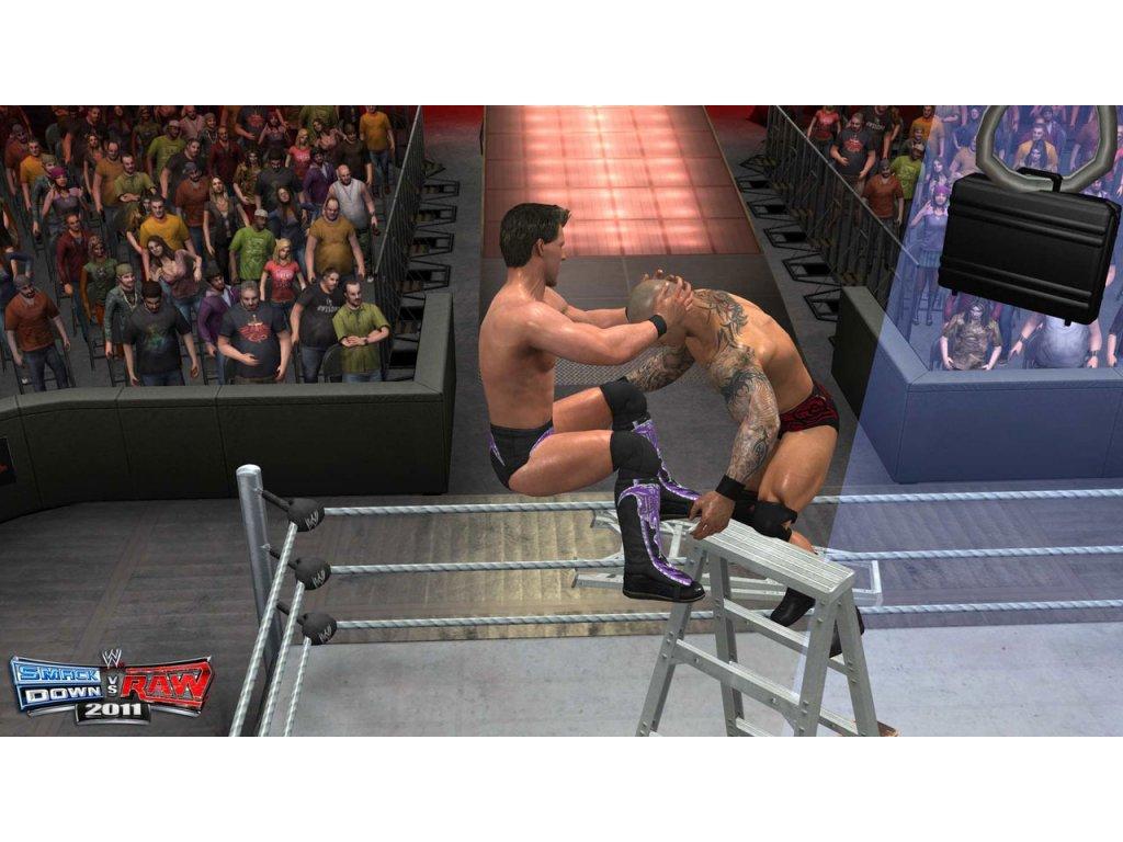 Xbox 360 Smackdown Vs Raw 2011