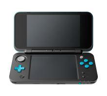 New Nintendo 2DS XL - černomodré