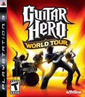 PS3 Guitar Hero World Tour (pouze hra)