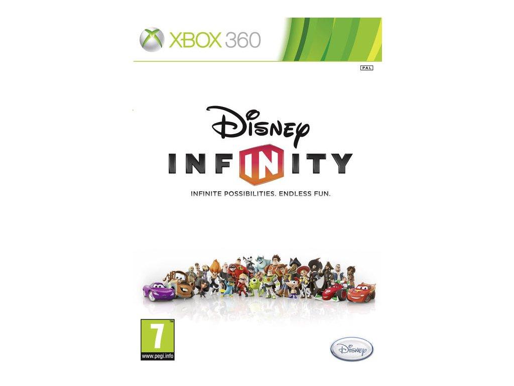 Xbox 360 Disney Infinity 1.0 (pouze hra bez obalu)