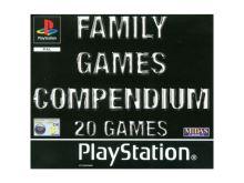 PSX PS1 Family Games Compendium (1680)