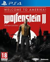 PS4 Wolfenstein 2: The New Colossus Welcome to America Edition