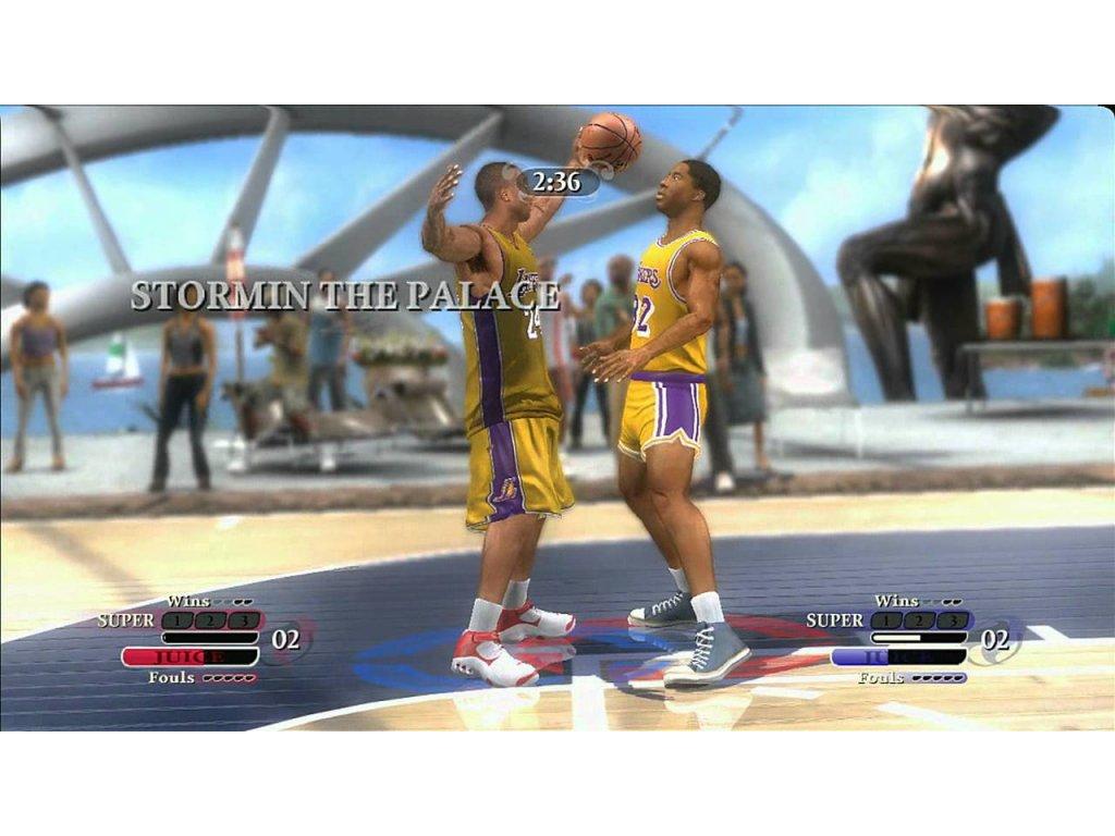 Xbox 360 NBA Ballers Chosen One