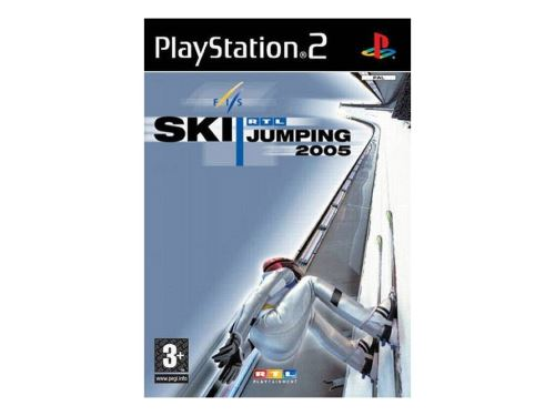 PS2 RTL Ski Jumping 2005