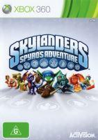 Xbox 360 Skylanders: Spyro's Adventure (iba hra)