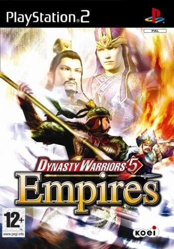 PS2 Dynasty Warriors 5 Empires (DE)