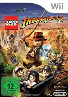 Nintendo Wii Lego Indiana Jones 2