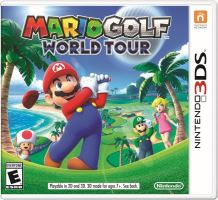 Nintendo 3DS Mario Golf World Tour (nová)