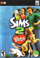 PC The Sims 2: Pets (datadisk) (CZ)