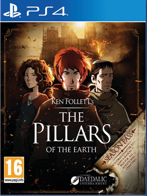 PS4 The Pillars of the Earth (nová)