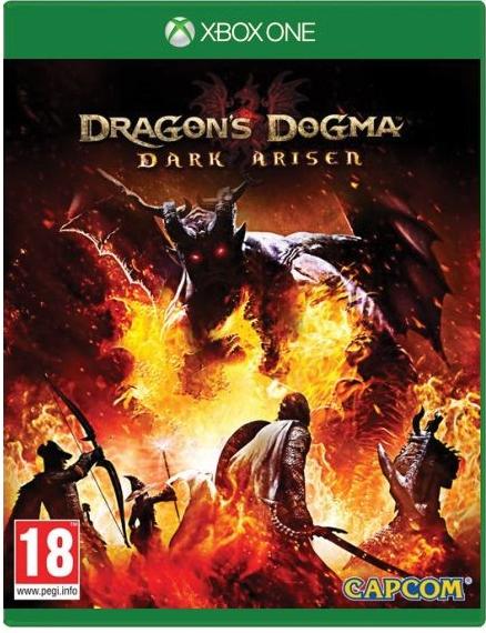 Xbox One Dragons Dogma: Dark Arisen (nová)