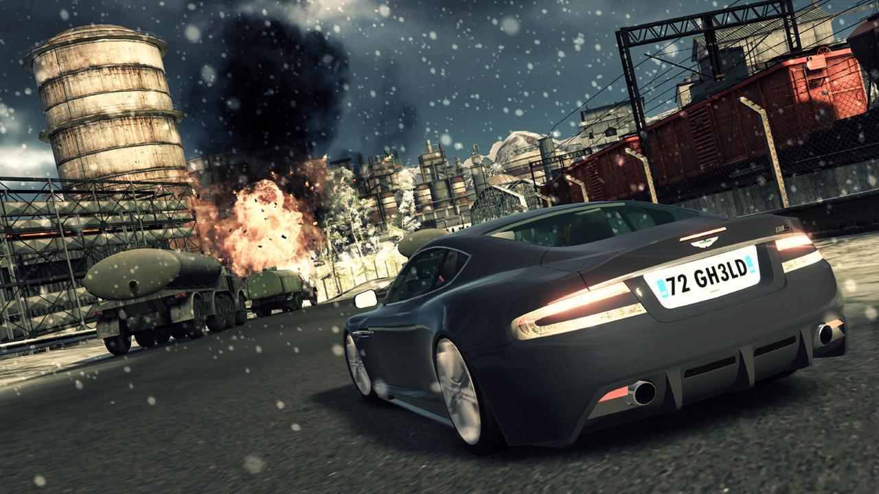 Xbox 360 James Bond 007 Blood Stone