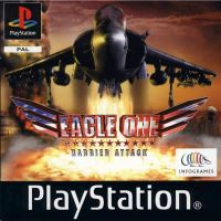 PSX PS1 Eagle One Harrier Attack