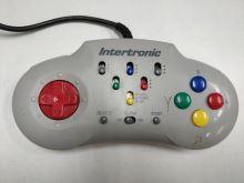 [Nintendo SNES] Drátový Ovladač Intertronic (estetická vada)