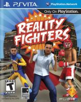 PS Vita Reality Fighters