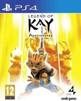 PS4 Legend of Kay: Anniversary (nová)
