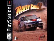 PSX PS1 Rally Cross 2