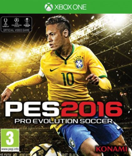 Xbox One PES 16 Pro Evolution Soccer 2016