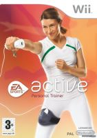 Nintendo Wii Active Personal Trainer (pouze hra)