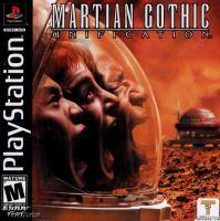 PSX PS1 Martian Gothic