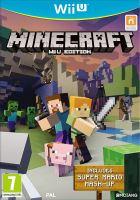 Nintendo Wii U Minecraft (nová)