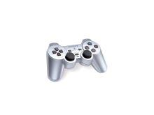 [PS2] Drôtový Ovládač Sony Dualshock - strieborný
