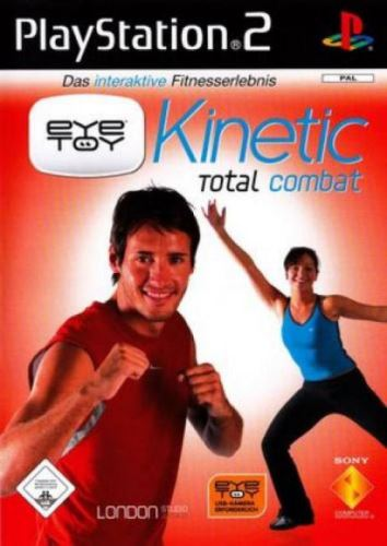 PS2 EyeToy Play Kinetic Total Combat