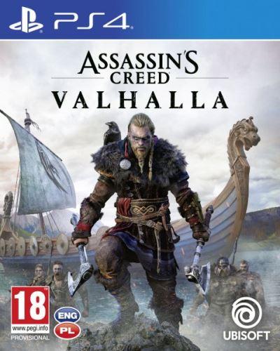 PS4 Assassins Creed Valhalla (Nová)