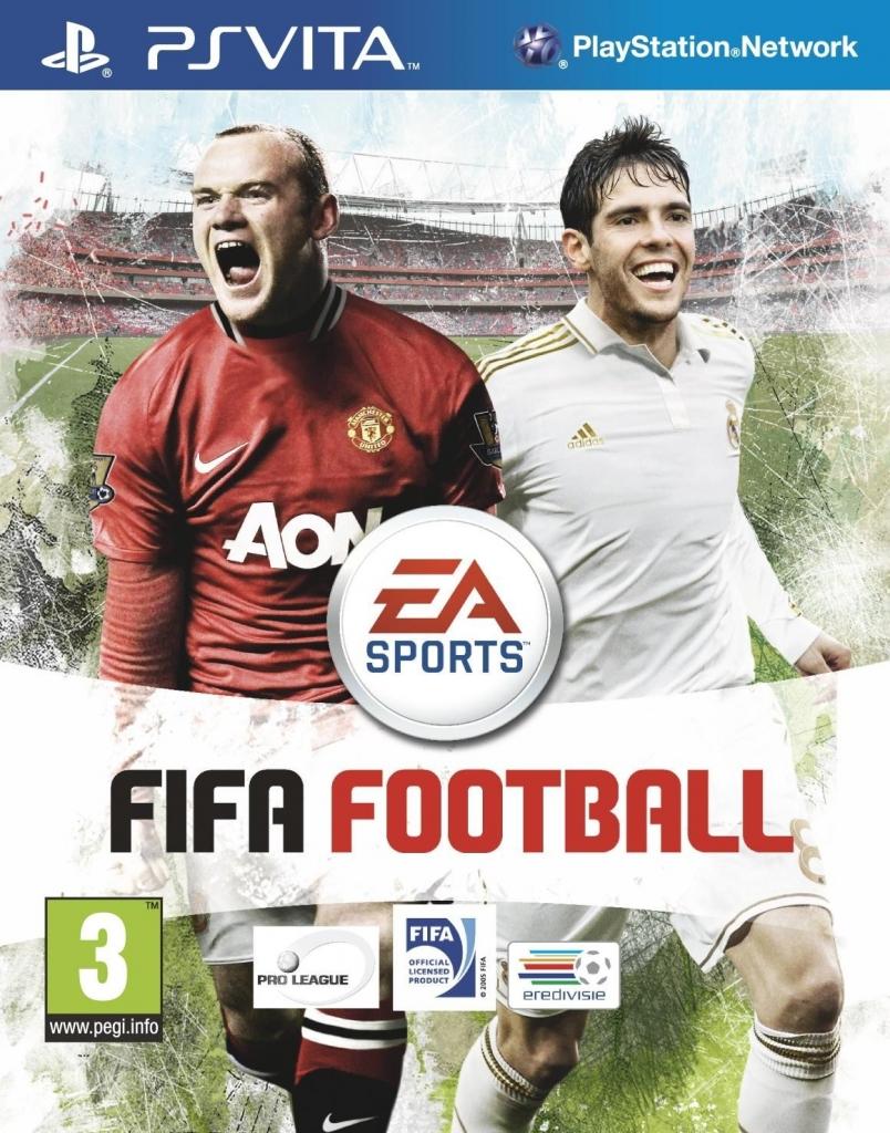 PS Vita FIFA Football (DE)