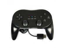 [Nintendo Wii] Ovládač Classic 2 čierny (nový)