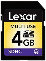 [Nintendo 3DS|2DS] Paměťová Karta Lexar SDHC 4GB