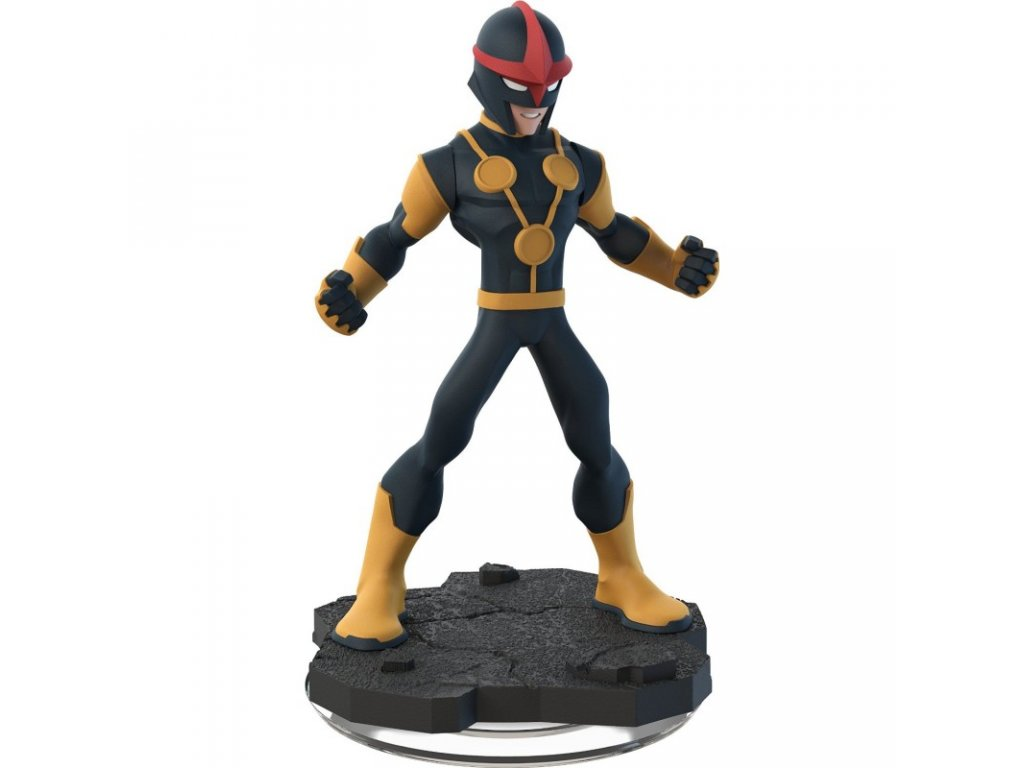 Disney Infinity Figurka - Spiderman: Sam Alexander (nová)