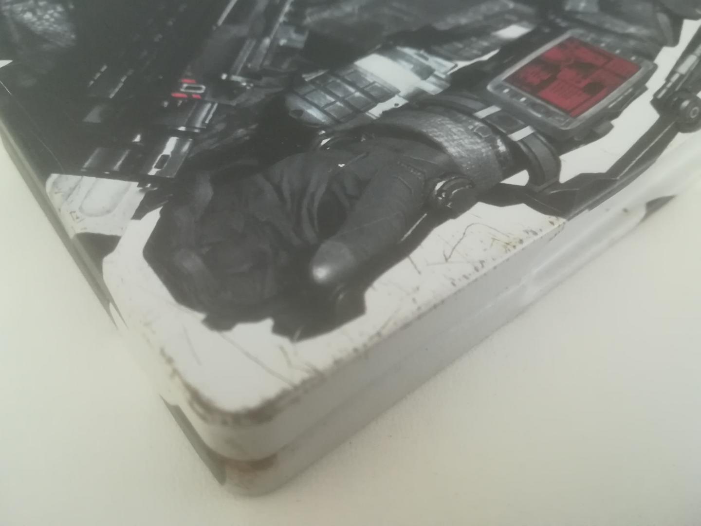 Steelbook - PS4 Xbox One Call Of Duty Advanced Warfare (estetická vada)